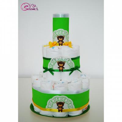 Plienková torta HUGO
