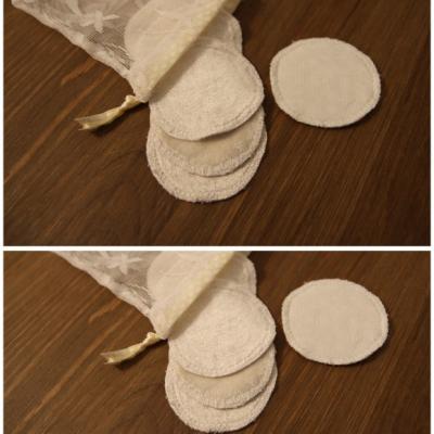 Bambusovo - biobavlnené odličovacie tampóniky