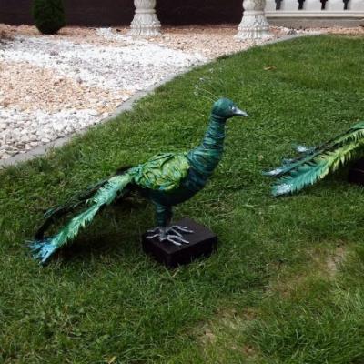Záhradná socha z paverpolu 15.6.2019
