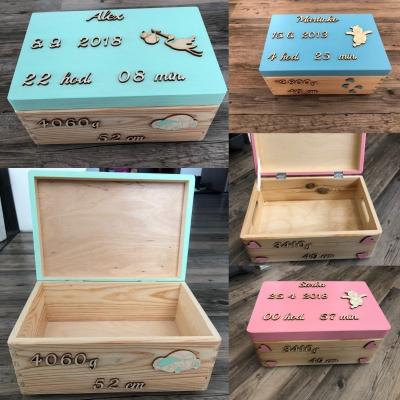 Spomienkove krabice