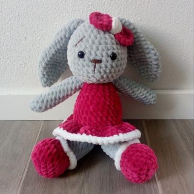 Háčkovaná zajačica