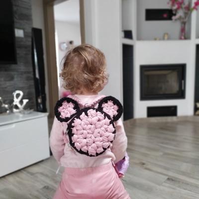 Detská kabelka/batoh Minnie Mouse
