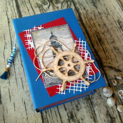 Mini album Nautical