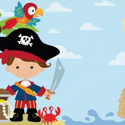 Pozvánka body piráti