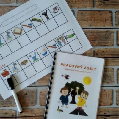 Denný plán a Úlohy pre Zvedavé detičky
