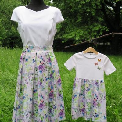 Šaty na dojčenie - LET´S CELEBRATE