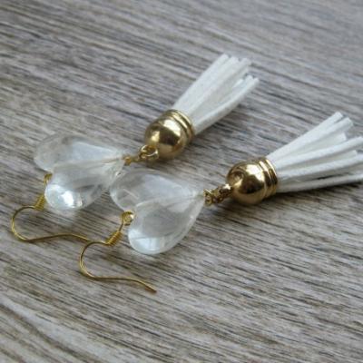 Ľadové srdiečka so strapcami, č. 2811