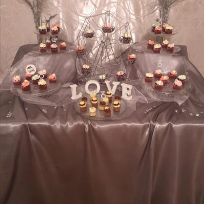 Prenájom - Candy bar set 1029