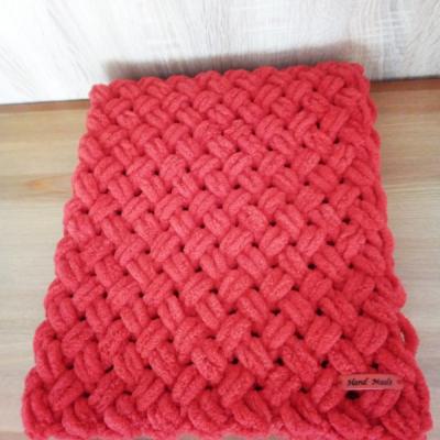 Detská deka z vlny Puffy