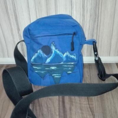 Pánska taška do každého počasia