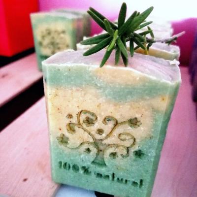 Rozmarinove mydlo