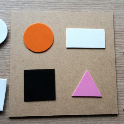 Tvary a farby pre pokročilejších