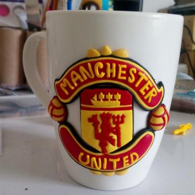 Hrnček  s Menchester united