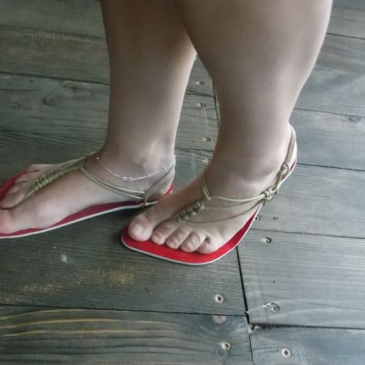 Huaraches sandálky No. 5 pre tvrdý terén