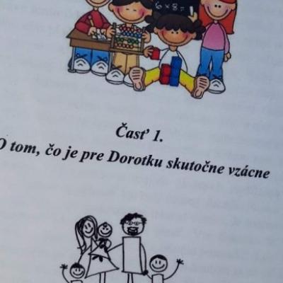 Kniha Dorotkine trampoty