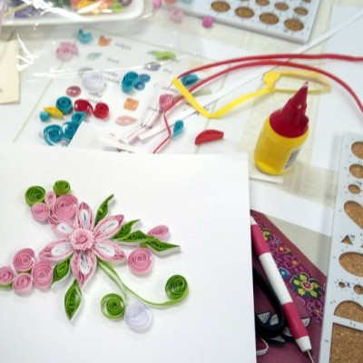 10.9.2019 quilling o 16.00
