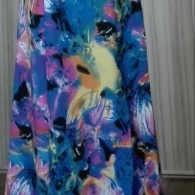 Letná 6-dielová sukňa