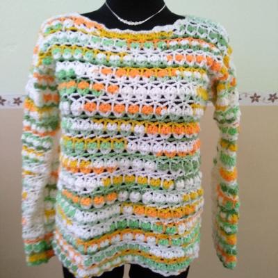 Jesenný pulóver