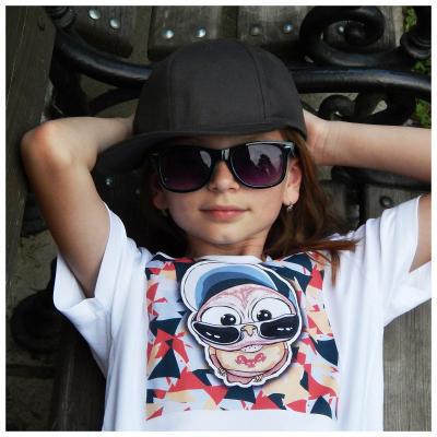 Detské COOL tričko - OčiPuči mámnaháku Čiko n.2