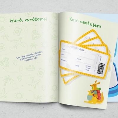 Denník malého cestovateľa