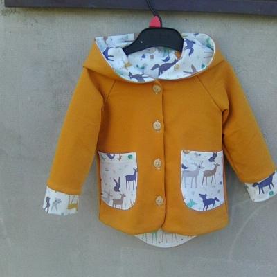 prechodné kabátiky