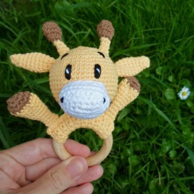 Hrkálka žirafka