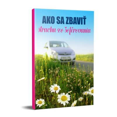 Ebook Ako sa zbaviť strachu zo šoférovania