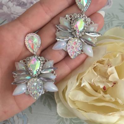 Náušnice - Small wedding stars