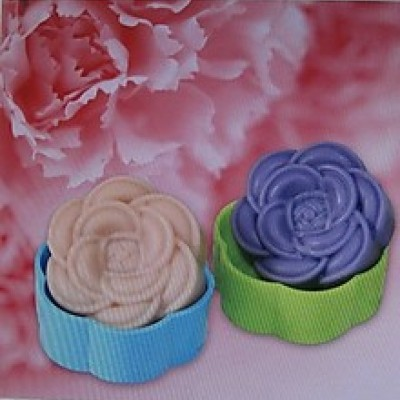 Silikónová forma ruža, kvet, 1 ks
