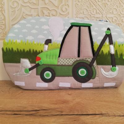 Pyžamkozrút Traktor Fred