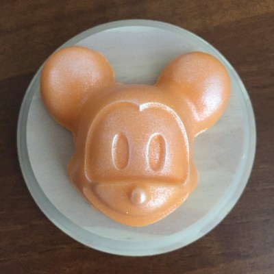 Detské mydielko Mickey Mouse s perleťou