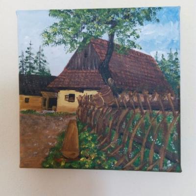 Na dedine