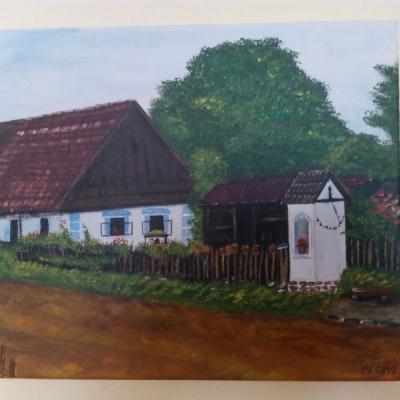 Dom v Budimíri