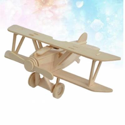 Kreatívna sada - vyrob si model lietadla, 1 sada