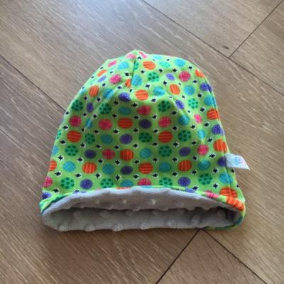 Zimne čiapočky  pre najmenších