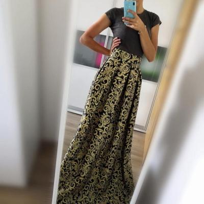 Sukňa z mojej dielne