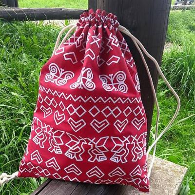 Čičmianska krása - veľká, červená