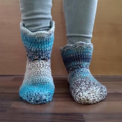 Papučko- ponožky