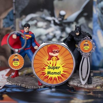 Zrkadielko Supermama