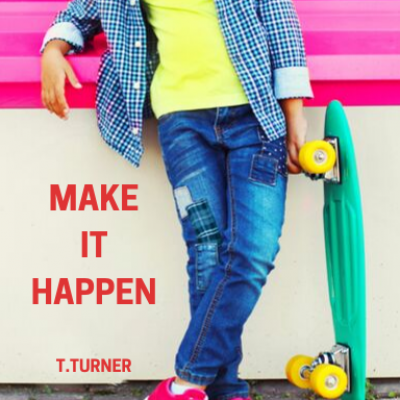 ebook - MAKE IT HAPPEN +  free coloring book