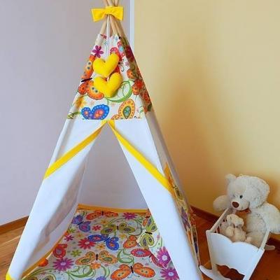 Detské teepee