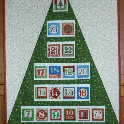 Adventný kalendár STROMČEK 3