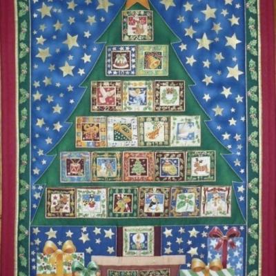 Adventný kalendár STROMČEK 5