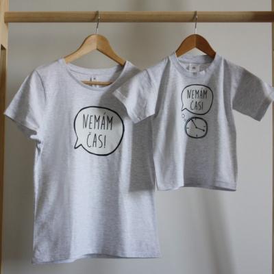 Vtipné tričko pre Mamu - Nemám čas