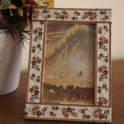 Folkový rámik na fotku - 10x15
