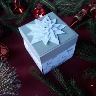 Vianočné exploding boxy