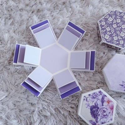 Hexagonál na fotky
