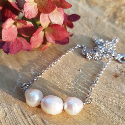 Náhrdelník riečna perla