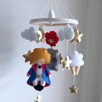 Malý princ - kolotoč nad postieľku