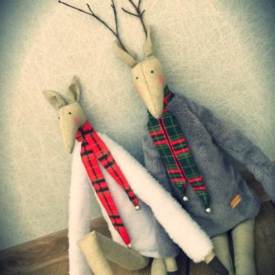 Vianoční sobíkovia